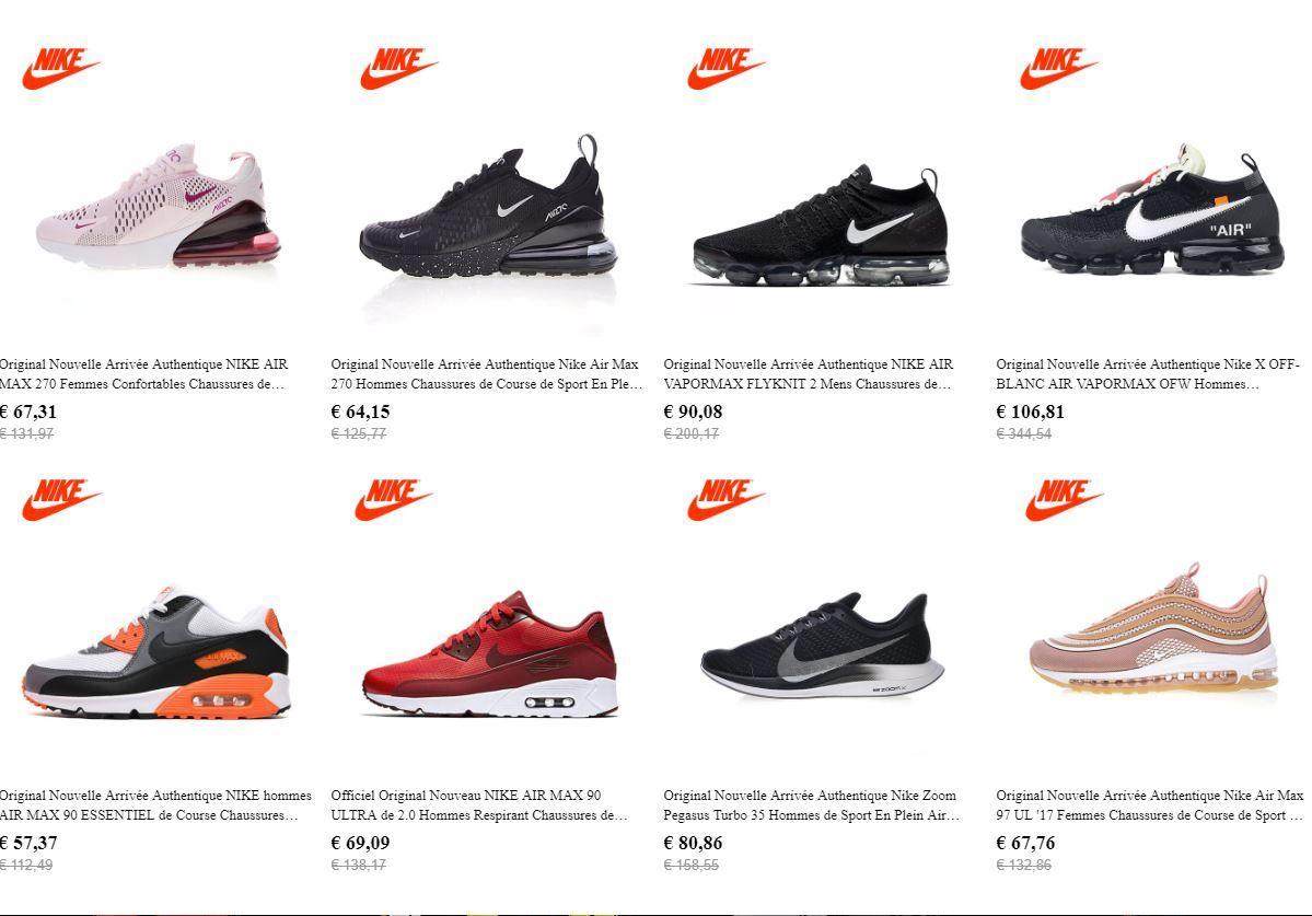 Acheter neuf Chaussures d'arrivée Nike Nike Air Max 90