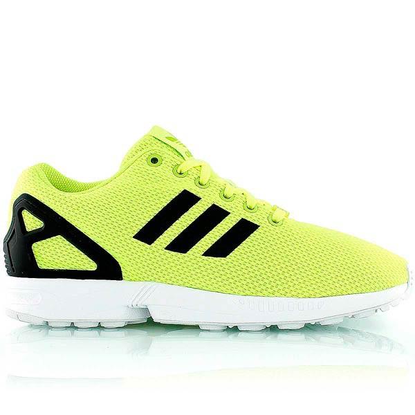 les mieux notés aspect esthétique beaucoup à la mode adidas chaussure jaune fluo