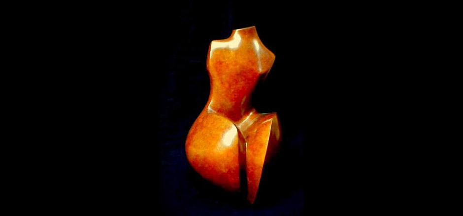 Belle de jour – Bronze – 38 cm